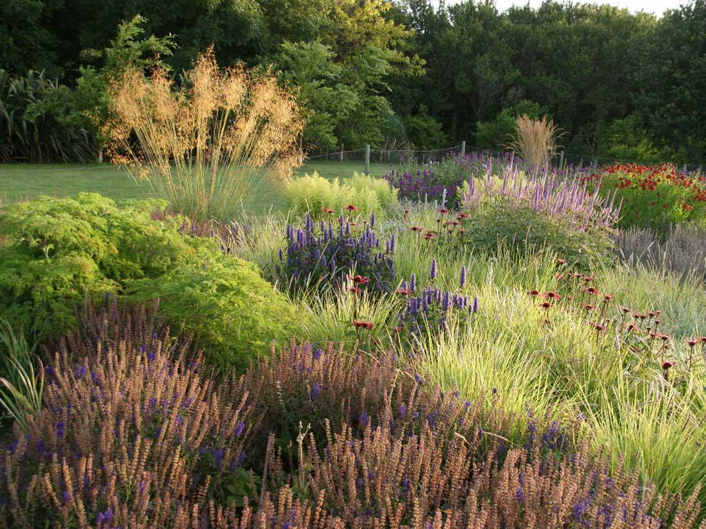 Gardening Trends 2015 Part 4 U2013 Gardens With U201cBed Headu201d Or U201cWild Styleu201d